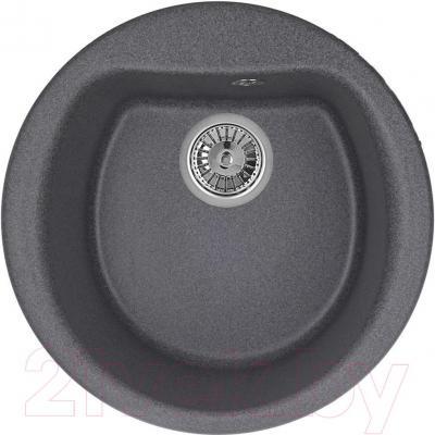 Мойка кухонная Granula GR-5101 (графит)