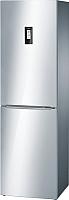 Холодильник с морозильником Bosch KGN39AI26R -