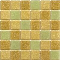 Мозаика стеклянная М-Витреа Nature 10 (322x322) -