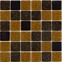 Мозаика стеклянная М-Витреа Terra 09 (322x322) -