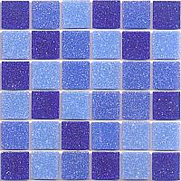 Мозаика М-Витреа Water 06 (322x322) -