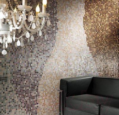 Мозаика стеклянная М-Витреа Sparkle 01 (322x322)