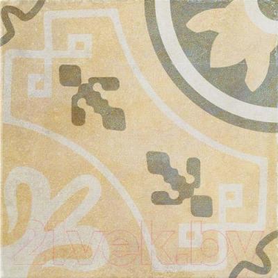 Декоративная  плитка для пола Italon Артворк Сахара (300x300)