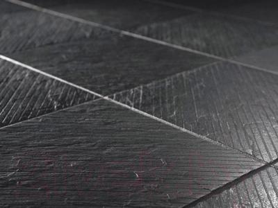 Декоративная  плитка для пола Italon Вставка Геос Рок Слэш (100x100)