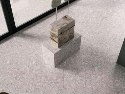 Плитка для пола Italon Глоуб Смоук (450x450)