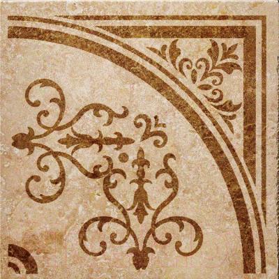 Декоративная  плитка для пола Italon Вставка НЛ-Стоун Нат Нинфеа (300x300)