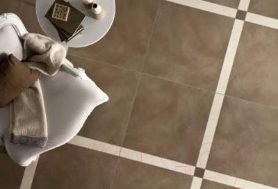 Декоративная  плитка для пола Italon Вставка Тудэй Силвер (72x72)