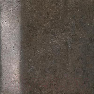 Плитка для пола Italon Шейп Блэк Шлиф. (600x600)