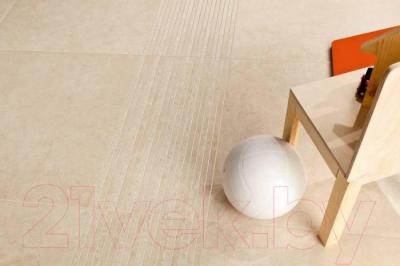 Плитка для пола Italon Шейп Сноу Шлиф. (600x600)