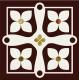 Декоративная плитка Monopole Etna Gold B (150x150) -