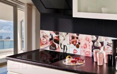 Плитка для стен кухни Pilch Altea Czarny G30630 (600x300)