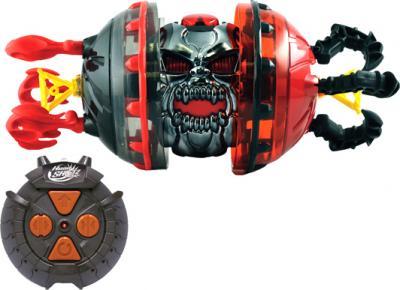 Радиоуправляемая игрушка Silverlit Боевые головы 82347 - красная боевая голова с пультом