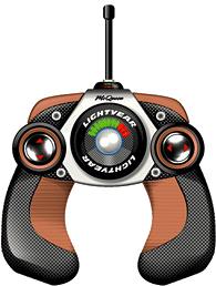 Радиоуправляемая игрушка Dickie Мэтр (203089507) - пульт