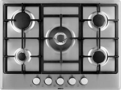 Газовая варочная панель Beko HIMW 75225 SX - общий вид
