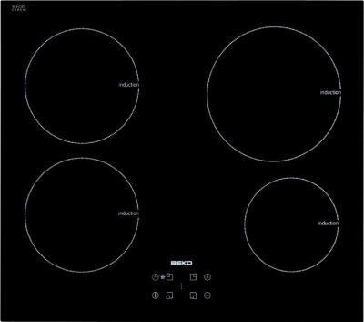 Индукционная варочная панель Beko HII 64400 AT - общий вид