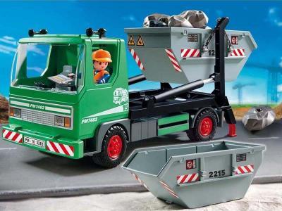 Игровой набор Playmobil Грузовичок 3318 - общий вид