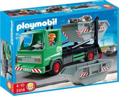 Игровой набор Playmobil Грузовичок 3318 - в упаковке