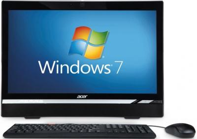 Моноблок Acer Aspire Z3620 (DQ.SM8ME.001) - фронтальный вид