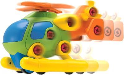 """Набор для сборки Keenway Вертолет """"Build&Play"""" 11923 - общий вид"""