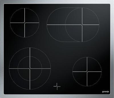Электрическая варочная панель Gorenje ECD 620 AX - общий вид