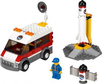Конструктор Lego City Пусковая платформа (3366) - общий вид