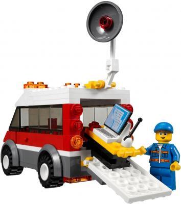 Конструктор Lego City Пусковая платформа (3366) - передвижная станция