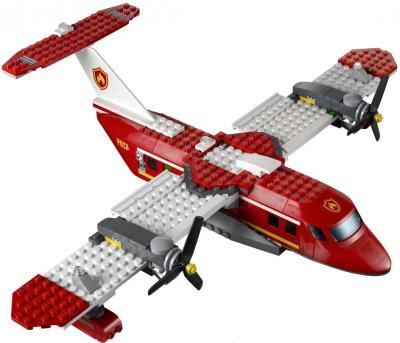 Конструктор Lego City Пожарный самолёт (4209) - пожарный самолёт