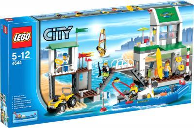 Конструктор Lego City Пристань для яхт (4644) - упаковка