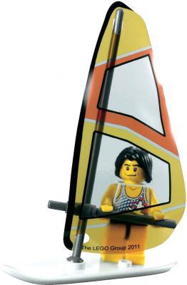 Конструктор Lego City Пристань для яхт (4644) - яхта