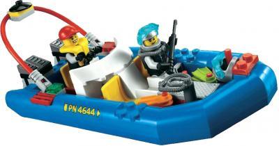 Конструктор Lego City Пристань для яхт (4644) - лодка
