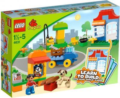 Конструктор Lego Duplo Моя первая модель (4631) - упаковка