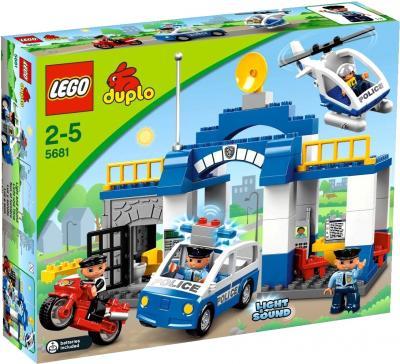 Конструктор Lego Duplo Полицейский участок (5681) - упаковка
