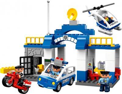 Конструктор Lego Duplo Полицейский участок (5681) - общий вид