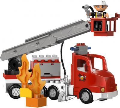 Конструктор Lego Duplo Пожарный грузовик (5682) - общий вид