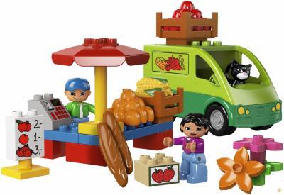Конструктор Lego Duplo Рынок (5683) - общий вид