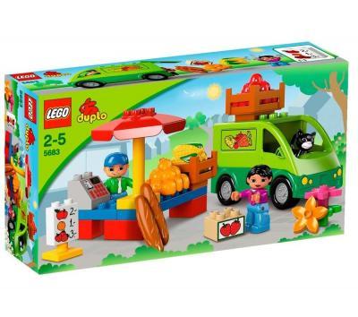 Конструктор Lego Duplo Рынок (5683) - упаковка