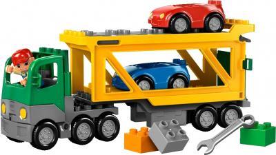 Конструктор Lego Duplo Автовоз (5684) - общий вид