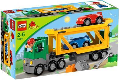 Конструктор Lego Duplo Автовоз (5684) - упаковка