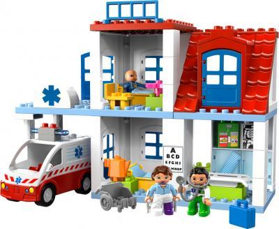 Конструктор Lego Duplo Больница (5695) - общий вид