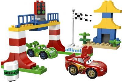 Конструктор Lego Duplo Токийские гонки (5819) - общий вид