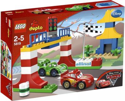 Конструктор Lego Duplo Токийские гонки (5819) - упаковка