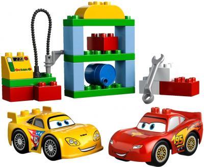 Конструктор Lego Duplo Гонки (6133) - общий вид
