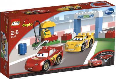 Конструктор Lego Duplo Гонки (6133) - упаковка