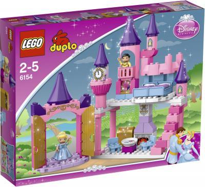 Конструктор Lego Duplo Замок Золушки (6154) - упаковка