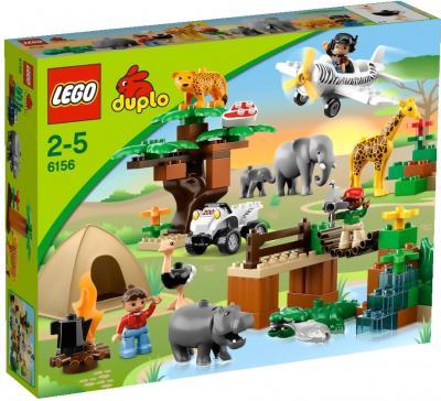 Конструктор Lego Duplo Фотосафари (6156) - упаковка