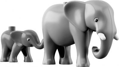 Конструктор Lego Duplo Фотосафари (6156) - слоны