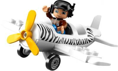 Конструктор Lego Duplo Фотосафари (6156) - лётчик