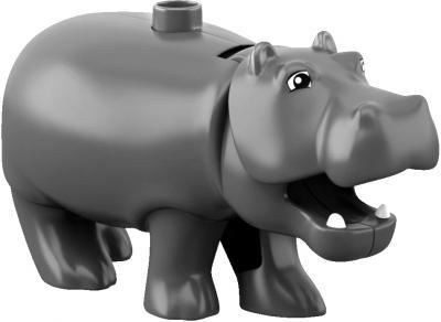 Конструктор Lego Duplo Фотосафари (6156) - бегемот