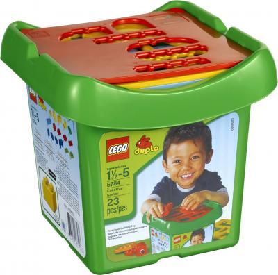 Конструктор Lego Duplo Познаю цвета и формы (6784) - в собранном виде
