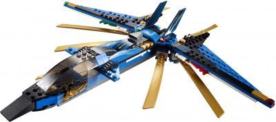 Конструктор Lego Ninjiago Джей и его штормовой истребитель (9442) - штормовой истребитель